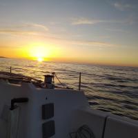 Inolvidable experiencia en un velero de 11 metros!