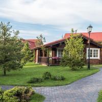 Отель FishPoint Family Resort (Золотой сазан), отель в Подольске
