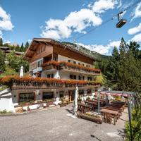 Villa Ruggero Wine Hotel, hotel in Campitello di Fassa