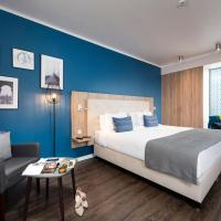 The Three Corners Lifestyle Hotel: Budapeşte'de bir otel