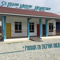 S3 KELADI MUSLIM HOMESTAY, hotel in Kulim