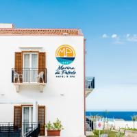 Marina di Petrolo Hotel & SPA, hotel a Castellammare del Golfo
