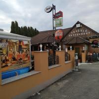 Fehérló Vendégház & Restaurant, Hotel in Bük