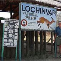 Lochinvar Safari Lodge of Lochinvar National Park - ZAMBIA, hotel in Lochinvar National Park