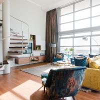 Cultural Discovery from an Apartment with Urban Elegance