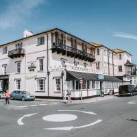 The Bedford Hotel, hotel in Sidmouth
