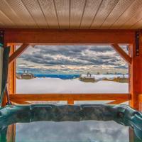 3 BR 3 Bath ski in ski out with private hot tub