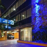Best Western Hollywood Plaza Inn - Hollywood Walk of Fame Hotel - LA, viešbutis Los Andžele