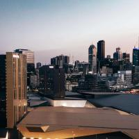 Novotel Melbourne South Wharf, hotel en Melbourne