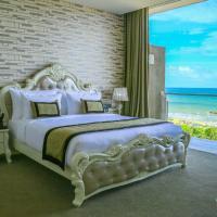 Ruvisha Beach Hotel, hotel in Negombo