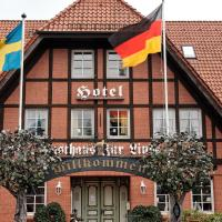 Hotel Gasthaus zur Linde, отель в городе Зеветаль