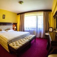 Hotel Trei Brazi, hotel din Băile Olăneşti