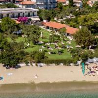 Angeliki Beach Hotel, hotel in Megali Ammos