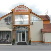Harmony Hotel, hotel em Kumanovo