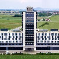 Pannonia Tower, hotel in Parndorf