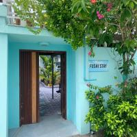Fushi Stay, отель на Атолле Баа