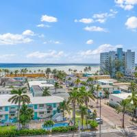 Hollywood Beachside Boutique Suite, hotel in Hollywood