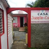 Casa Juanito y Cusa, hotel in Viñales