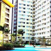 Hotel Quality Accommodation in Ayala+Kitchen+Pool