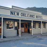 New Orleans Hotel, hotel in Arrowtown