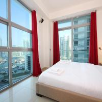Signature Holiday Homes - Luxury 2 Bedroom Apartment Marina DEC Tower