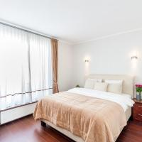 Gedimino av apartment by URBAN RENT