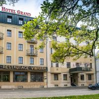 Hotel Grand, hôtel à Uherské Hradiště