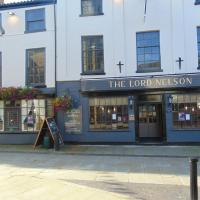 The Lord Nelson, hotel in Brigg