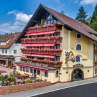 Hotel Restaurant Falken, hotel in Baiersbronn