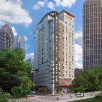 Hampton Inn & Suites Atlanta-Midtown, Ga, hotel in Midtown Atlanta, Atlanta