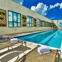 hotel Comfort Taguatinga flat