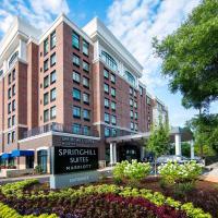 Springhill Suites By Marriott Athens Downtown/University Area, hôtel à Athens