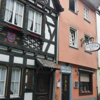 romantisch wohnen in der Altstadt von Linz am Rhein