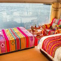 Luz del Titicaca Lodge, hotel in Puno