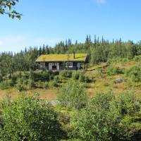 Linnaeus - 6 person cabin, hotel in Al
