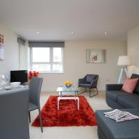 Modern 1 Bed Apt-near Swansea Marina-sleeps 4