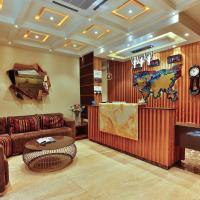 Hotel Urban Galaxy, отель в Амритсаре