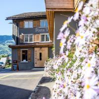 Ferienwohnung Posta Veglia, hotel in Schluein