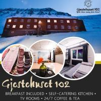 Gjestehuset 102, hotel in Longyearbyen