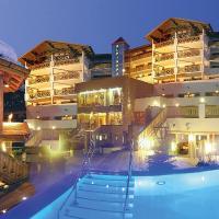 Hotel Alpine Palace, отель в городе Зальбах-Хинтерглемм