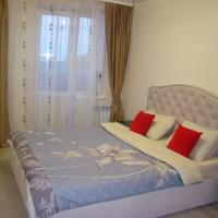 Квартира с одной кроватью
