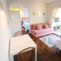 PORT apartamentos lindos e novos com garagem próximo ao Parque Barigui