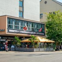 Hotel Blumenstein、フラウエンフェルトのホテル