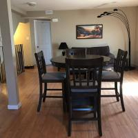 C4 Large unshared 1 Queen bed apartment downtown