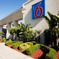 Motel 6-Costa Mesa, CA - Newport Beach, hotel in Costa Mesa
