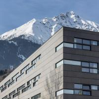 Austria Trend Hotel Congress Innsbruck – hotel w mieście Innsbruck