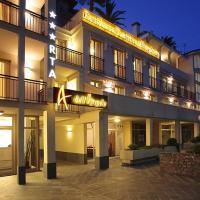 Residence Dell'Angelo, hotell i Ospedaletti