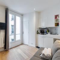 Cosy studio in Paris close to Grands Boulevards and Bourse - Welkeys
