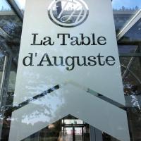 La table d'Auguste, hotel in Dour
