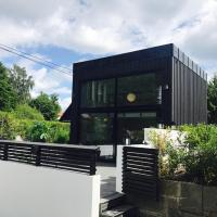 Studio house with sea view in Stockholm